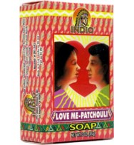 INDIO SOAP LOVE ME – PATCHOULI 3 oz. (85g