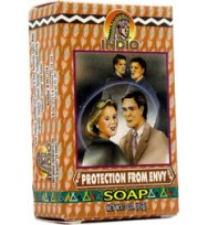 INDIO SOAP PROTECTION FROM ENVY 3 oz. (85g