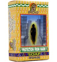 INDIO SOAP PROTECTION FROM HARM 3 oz. (85g