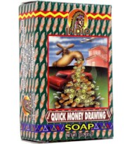 INDIO SOAP QUICK MONEY DRAWING 3 oz. (85g