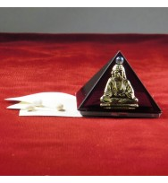 Triple Strength Buddha Wishing Power Pyramid
