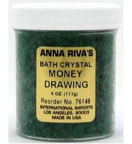 ANNA RIVA BATH CRYSTALS MONEY DRAWING