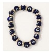 12 All protection Bracelet(navy blue )