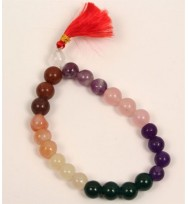 7 Colors Gemstone Bracelet