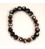Reversible Gemstone Bracelet
