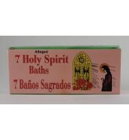 Alleged 7 Holy Spirit Baths