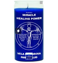 14 DAY CANDLE MIRACLE HEALING BLUE