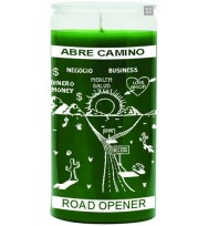 14 DAY CANDLE ROAD OPENER GREEN