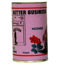 7 SISTERS INCENSE POWDER BETTER BUSINESS 1 3/4oz (49g)