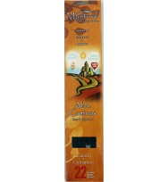 ROAD OPENER INCENSE STICKS – CINNAMON 22 Sticks Per Pack, 9″ (22.86cm) Long