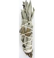 INCENSE SMUDGE STICK BUNDLE WHITE SAGE 4″ LONG (10.16cm)