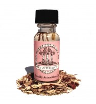 6x Deadly Attraction Oil for Lust, Passion, Sex & Romance for $7.25 each