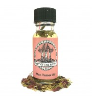 6x Man Tamer Oil for Fidelity, Commitment, Control, Submission and a Peaceful Relationship for $7.25 each