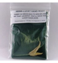 6 lucky Hand Root H0566