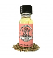 6x Protection From Evil Oil For Negativity, Psychic Attacks & Evil Intentions Wiccan Pagan Hoodoo Conjure for $7.25 each