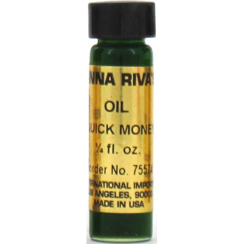 ANNA RIVA OIL QUICK MONEY 1/4 fl  oz (7 3ml)