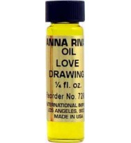 ANNA RIVA OIL LOVE DRAWING