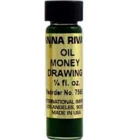 ANNA RIVA OIL MONEY DRAWING 1/4 fl. oz (7.3ml) – N 1785,4 fl. oz (118ml) – N 9154.5