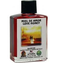 INDIO OIL LOVE HONEY / MIEL DE AMOR 1/2 fl. oz. (14.7ml)