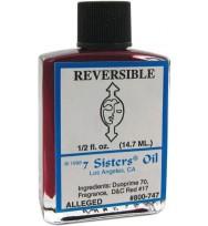 7 SISTERS OIL REVERSIBLE 1/2 fl. oz. (14.7ml)