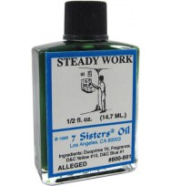 7 SISTERS OIL STEADY WORK 1/2 fl. oz. (14.7ml)