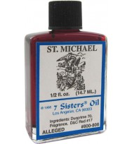 7 SISTERS OIL ST. MICHAEL 1/2 fl. oz. (14.7ml)