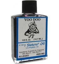 7 SISTERS OIL VOODOO 1/2 fl. oz. (14.7ml)