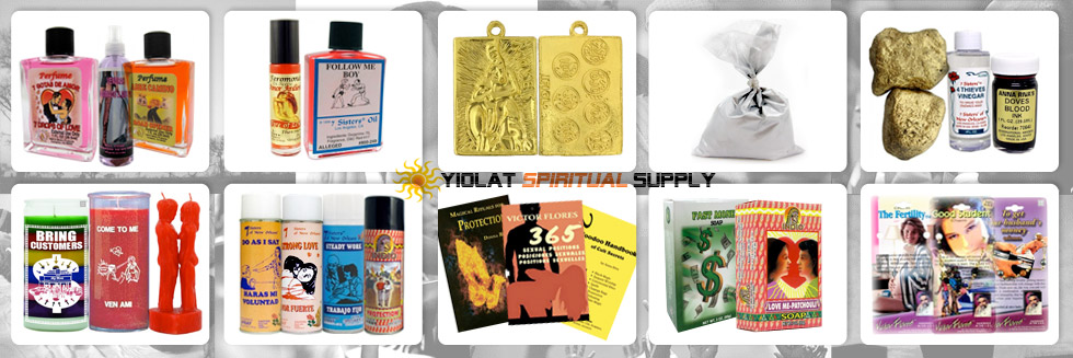 Spiritual store - Yiolat Spiritual Supply